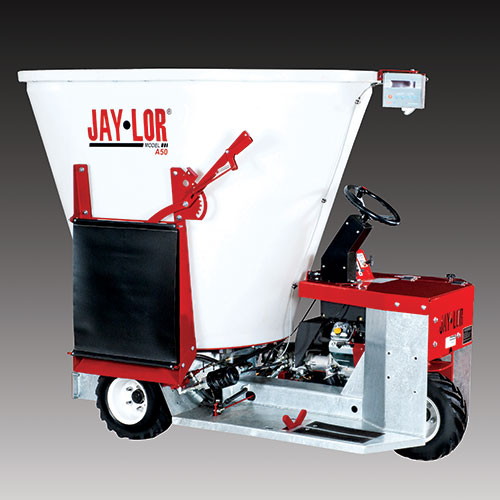 Jaylor 5050 Self-Propelled Mini Feed Mixer - MAPAgri